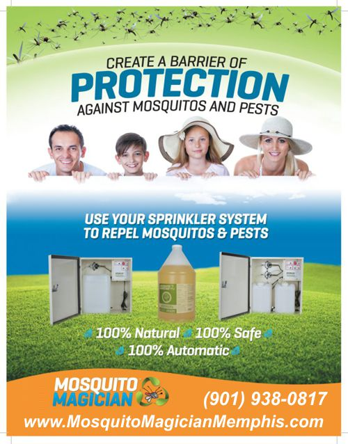 The BEST mosquito repellent and mequito control