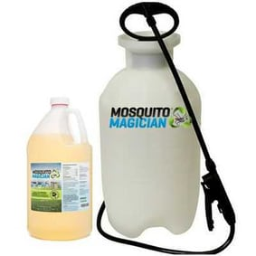 Pump Up Sprayer - 1 Gallon Mosquito Killer Repellent Combo